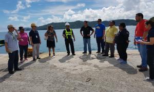 Media Image : Pacific preparedness - logistics training (port visit)